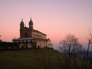 Chiesa di sera