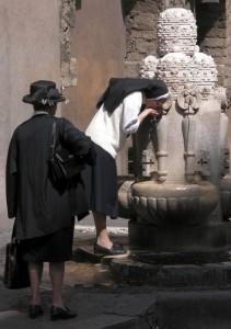 Fontana di Borgo