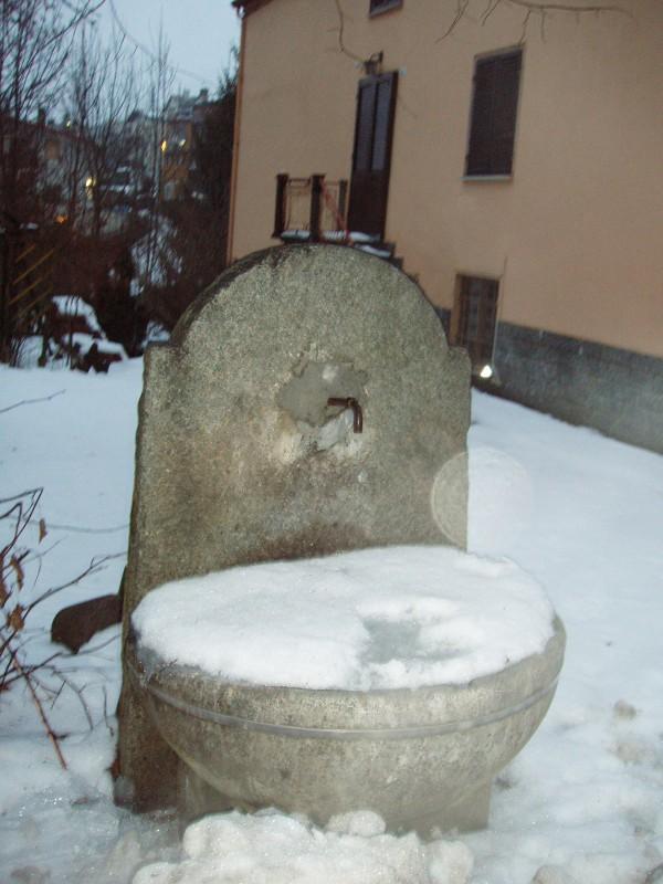 ''nella neve'' - Pamparato