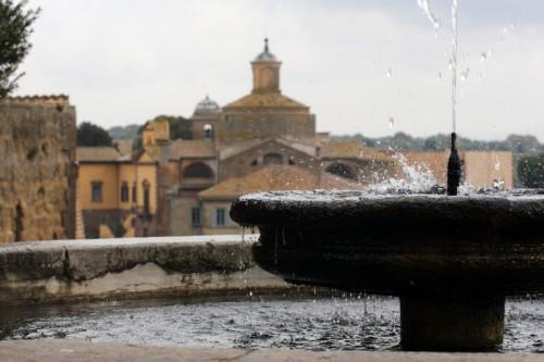 Tuscania - Fontana del Parco di Lavello