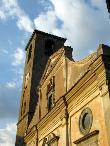 Bagnoregio - duomo della Civita