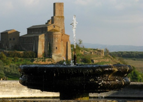 Tuscania - Cattedrale