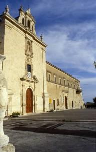 Ispica - Santuario e Convento del Carmine