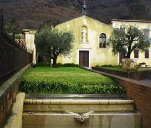 S.Pietro tra gli ulivi