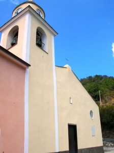 la chiesa di San Lorenzo a Verici