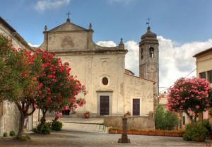 La chiesa di Sant'Ilario