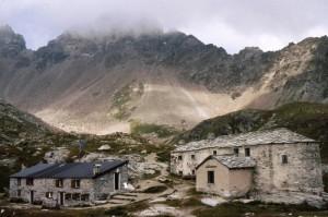 L' Oratorio di Cuney a 2652 metri