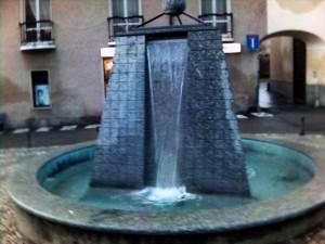 Piazza Volta