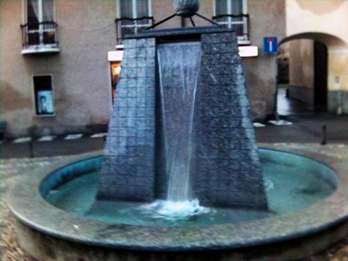 Olgiate Comasco - Piazza Volta