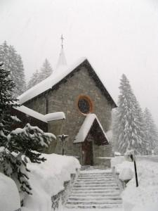 Scende la neve….