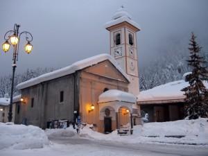 Chiesa di Champoluc