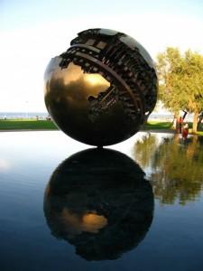 Le due palle di Pomodoro