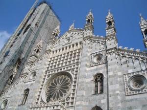 Lavori in corso al Duomo