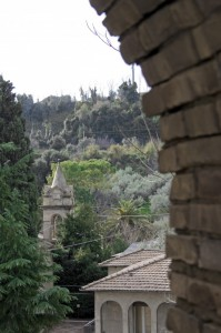 Veduta della chiesa di S. Rocco