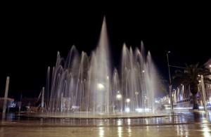 la fontana della darsena
