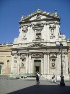 Chiesa di Santa Susanna-Roma.