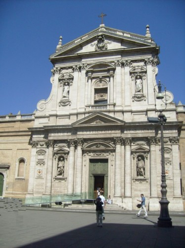 Roma - Chiesa di Santa Susanna-Roma.