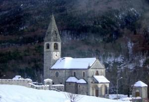 parrocchiale del paese di coimo