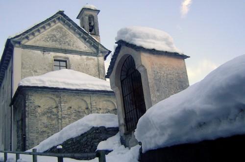 Druogno - chiesa del borgo