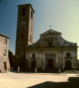 La chiesa di San Donato a Civita