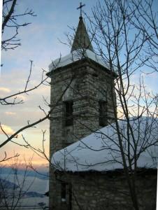 Madonna della neve al Mottarone