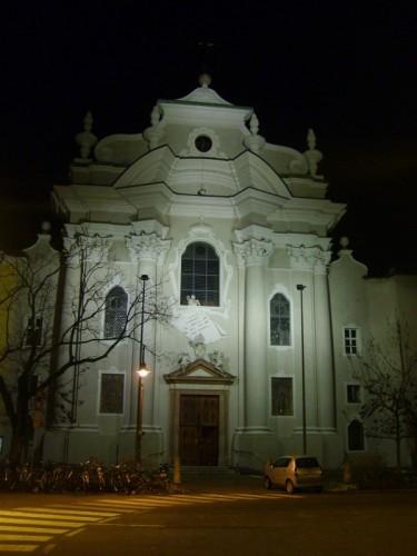 Bolzano - Abbazia di Sant'agostino- Gries-Bolzano