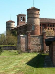 Il Campanile dietro al castello