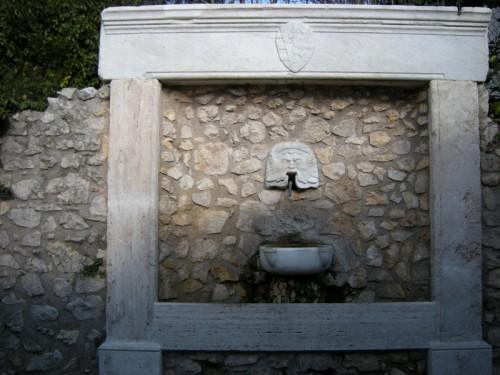 Arsoli - Fontana dei Massimi