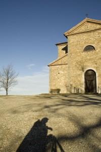 La chiesa di Monteduro e il  suo fotografo