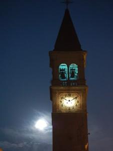 L'orologio e la Luna