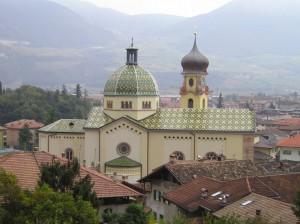 La chiesa di Mezzocorona