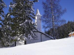 Chiesa di Paneveggio
