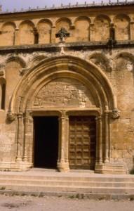 Portale sud della chiesa di San Gavino a Porto Torres