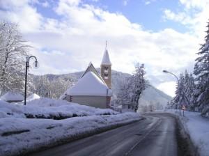 Chiesa del Passo San Lugano