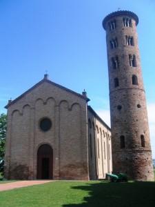 Chiesa di Campanile - S. Maria in Fabriago - Fraz. di Lugo