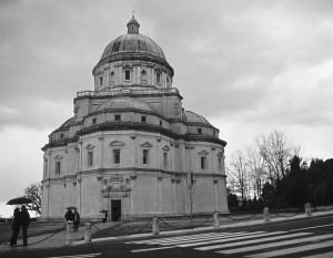 Cattedrale b/n.
