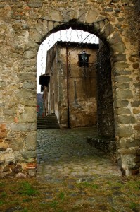 La chiesa del XIII secolo S. Jacopo