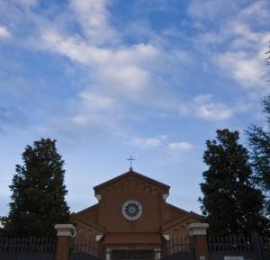 Santuario nei pressi di Bassiano