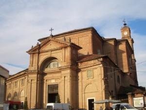 Madonna della Neve e la piazza del mercato