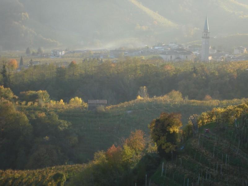 ''Autunno in Valsana'' - Valdobbiadene