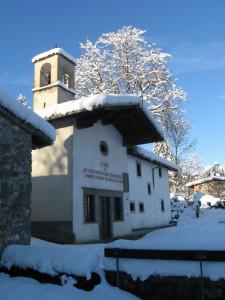 Prima Neve a San Lucio