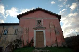 Marano Equo - Santuario Madonna della Quercia