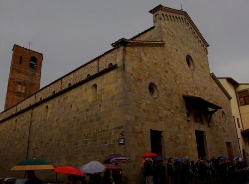 Borgo San Lorenzo - Pieve Romanica di San Lorenzo