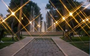 Fontana Villa Comunale Vasto