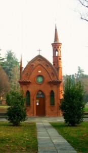 Chiesetta ortodossa di Modena