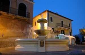 Paliano - Fontana XVII martiri