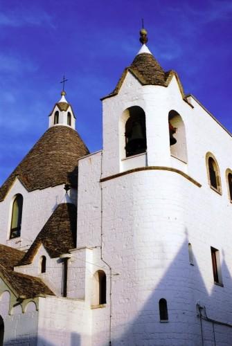 Alberobello - Chiesa trullo di S. Antonio