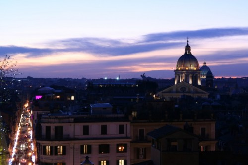 Roma - Cupole romane