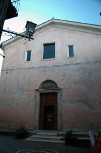 Vallepietra - San Giovanni Evangelista