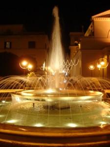 Fontana p.zza della chiesa